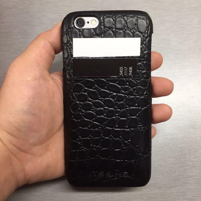 iPhone 6 Eco Leather Case