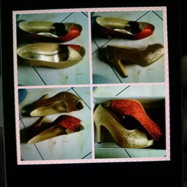 Jasa Custom Sepatu