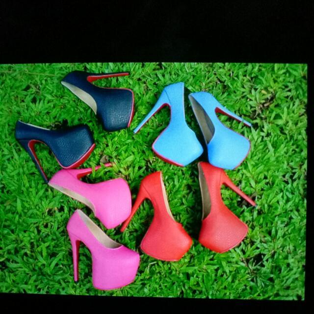 Jasa Custom Sepatu Wanita