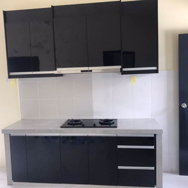 Kabinet Dapur Instant Desainrumahid