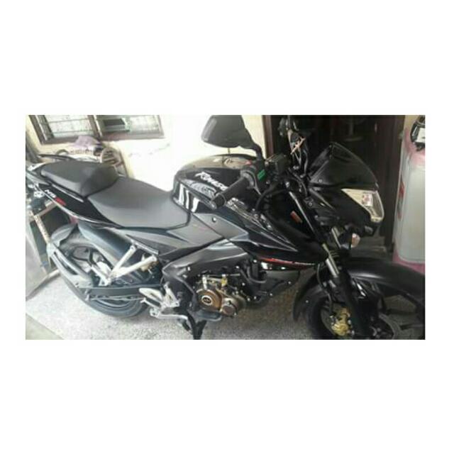 Kawasaki Rouser NS150