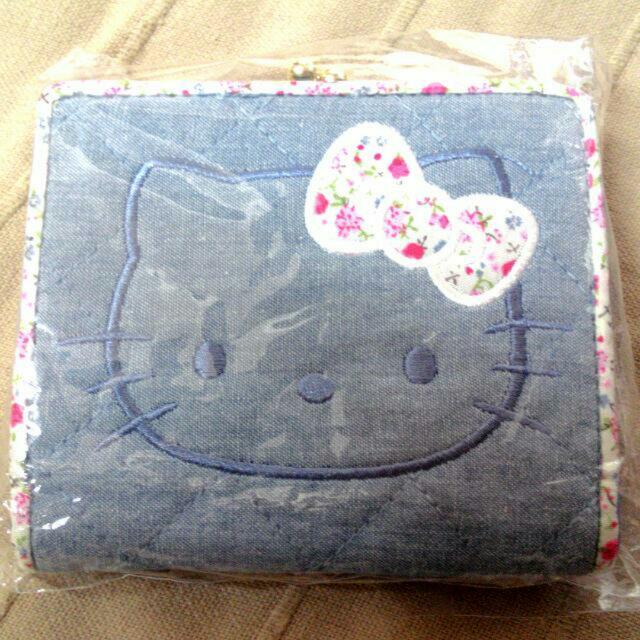 正版三麗鷗Kitty錢包