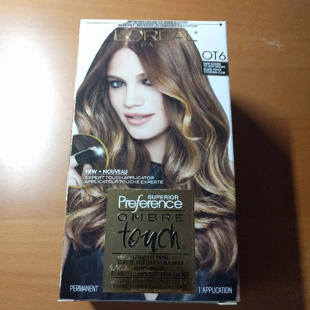 L' Oreal Paris Superior Preference Ombre Touch Permanent Dye