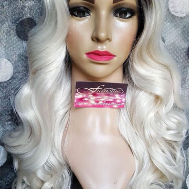 Lace Front Wigs (wigs With Scalp)