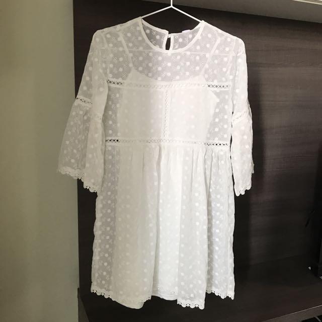 Lacey Set Dress