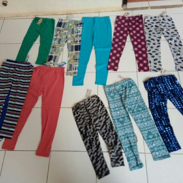 Legging Anak Celana Harian Anak Murah Bayi Anak Baju Anak Perempuan Di Carousell