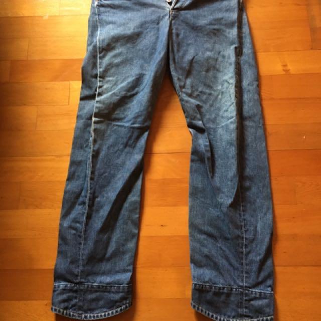Levis古著牛仔褲00001-0835