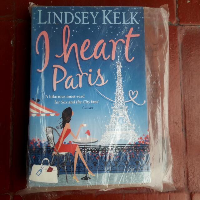Lindsey Kelk's I Heart Paris
