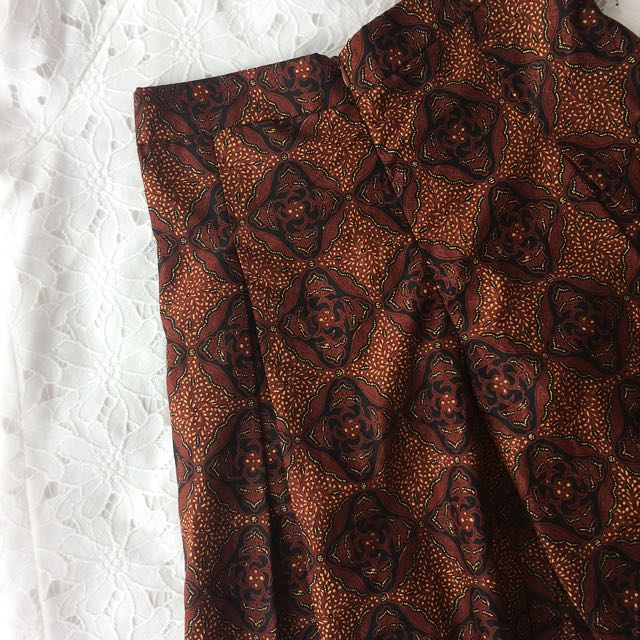 Local Brand Batik Cullotes