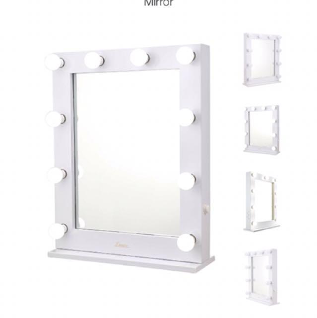 Lumiére Hollywood Vanity Mirror