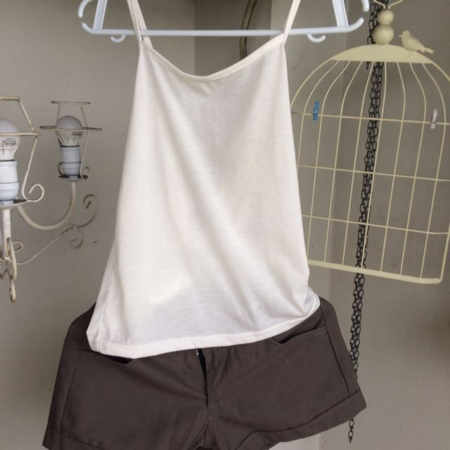 Manhattan Tank Top With Unbranded Shorts