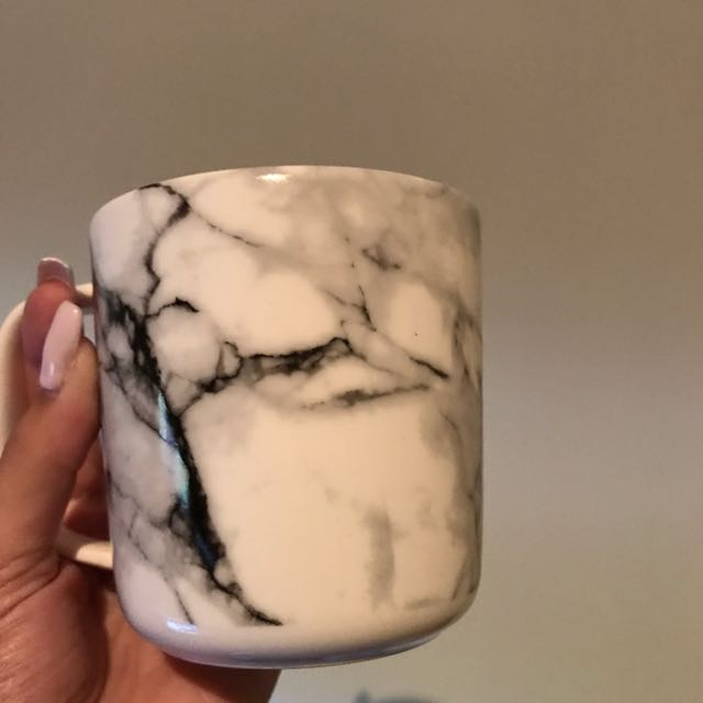 Marble Tea Cup