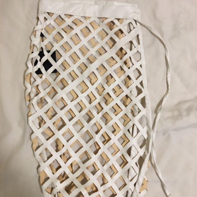 Meshki Cage Skirt