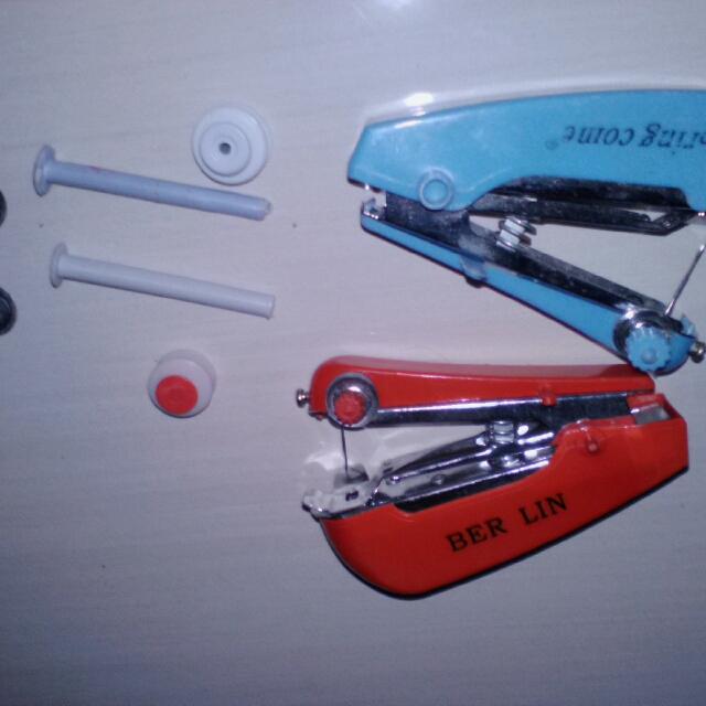 Mesin Jahit Tangan Spring Come, Design & Craft, Craft Supplies & Tools on Carousell