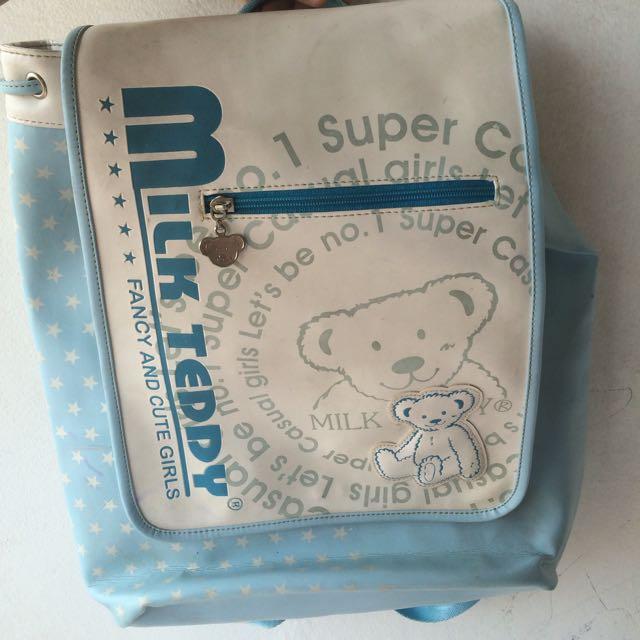 Milkteddy Bag