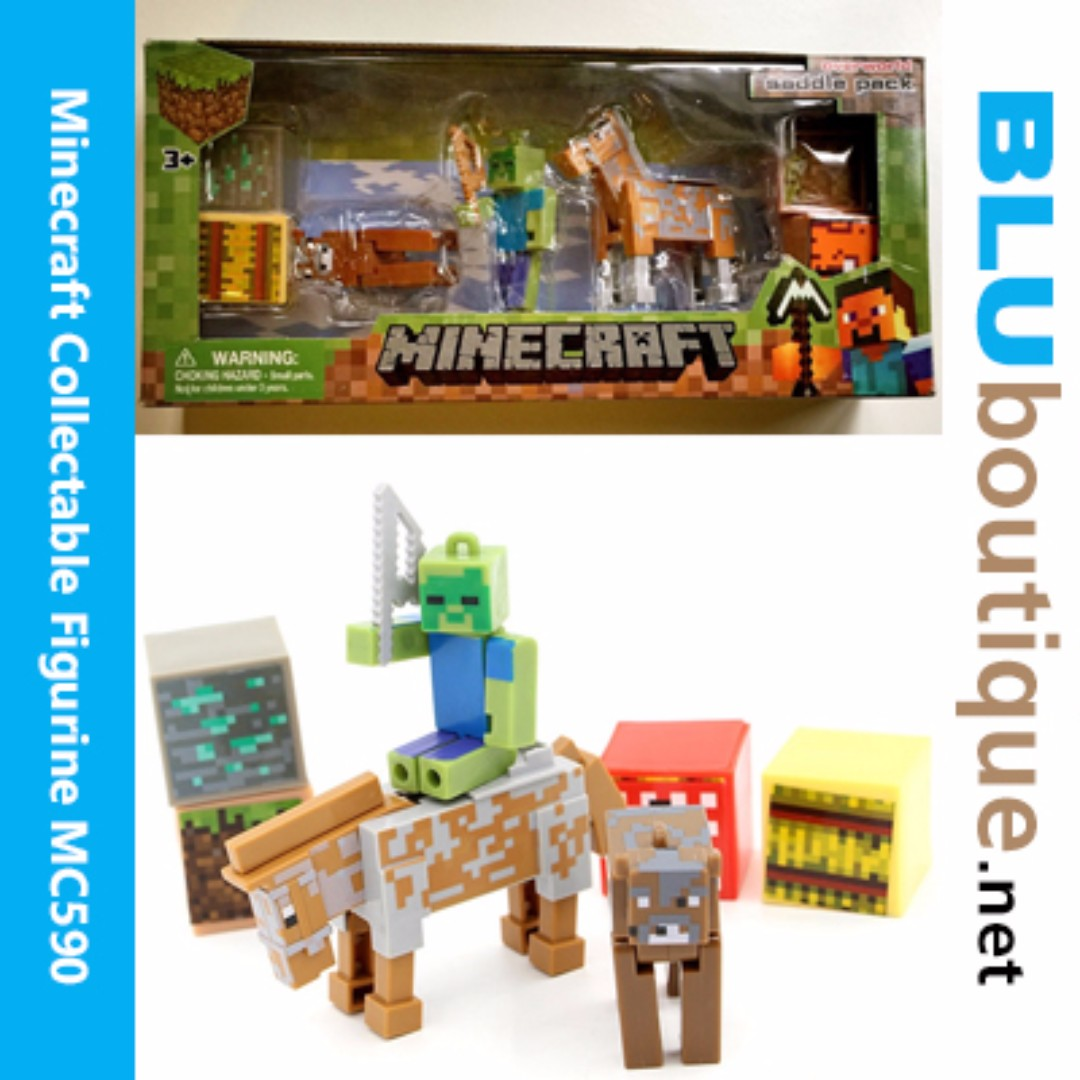 Minecraft Collectable Figurine MC590