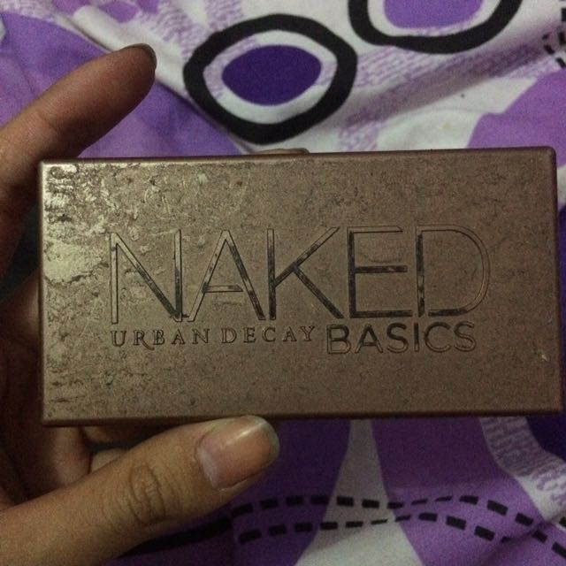 Naked Basic Eyeshadow