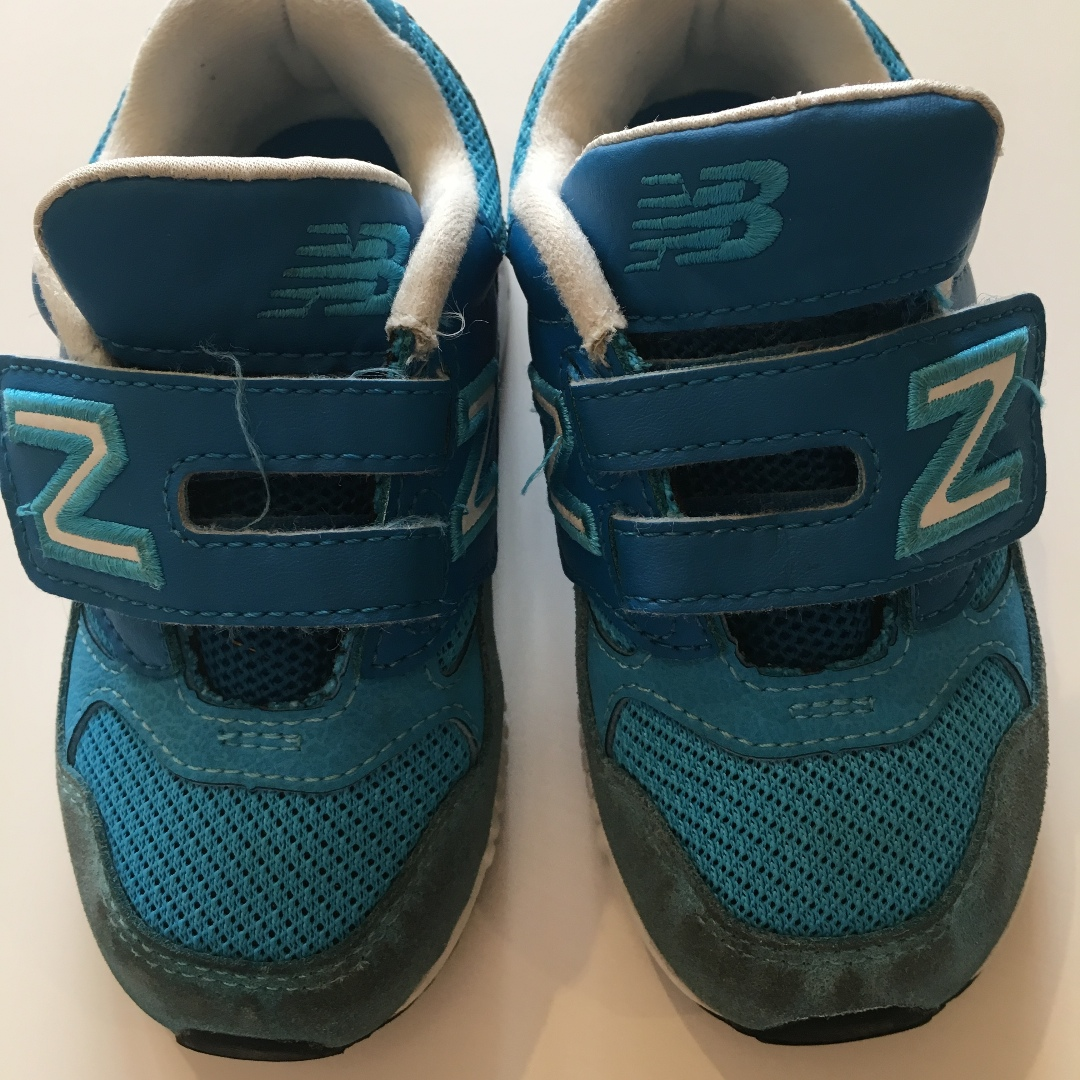 New Balance rubber shoes for Boys