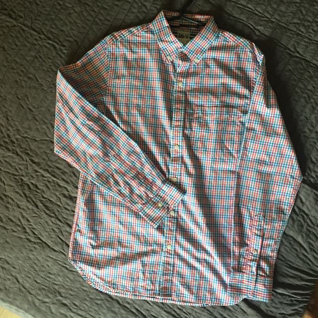 Old Navy Long Sleeves Polo