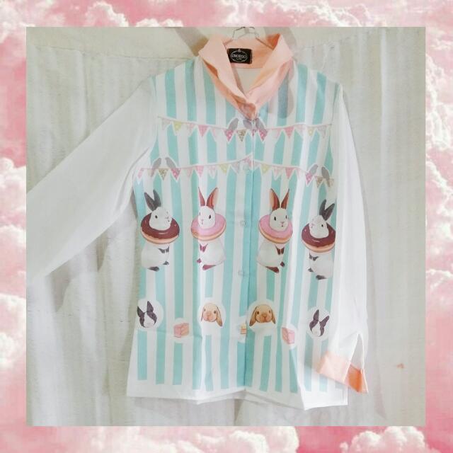 Pastel Bunny Shirt