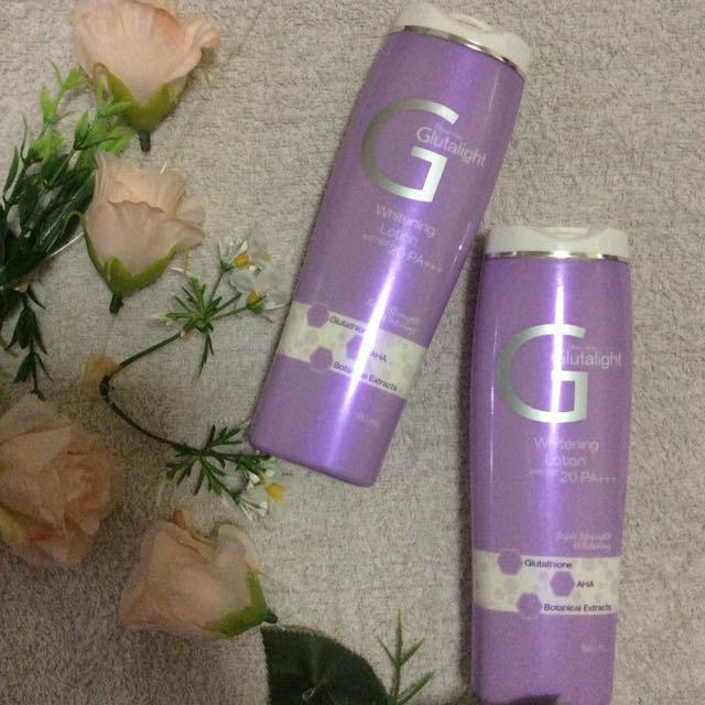 Personal Collection Glutathione Lotion