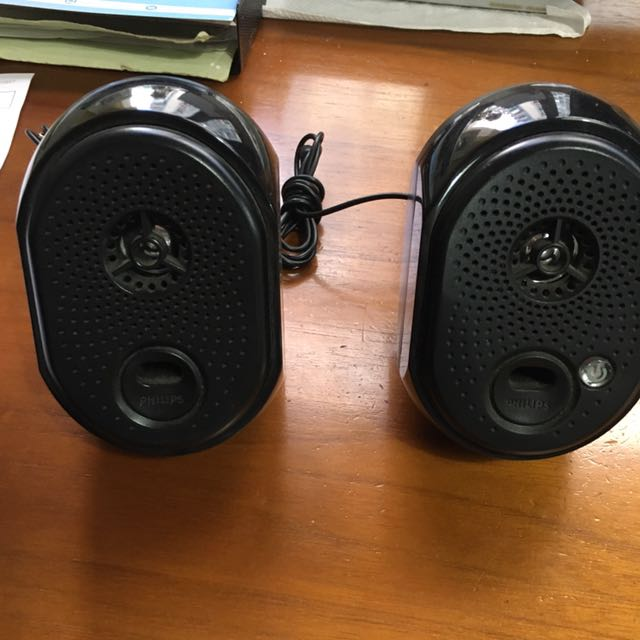 Philips Laptop Speakers