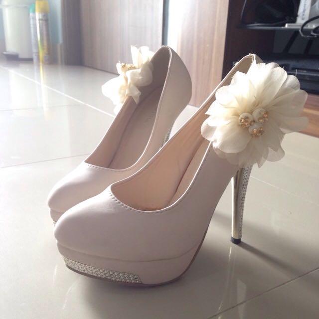 Preloved Wedding Shoes