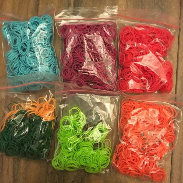OFFICIAL Rainbow Loom (Opaque Bands)