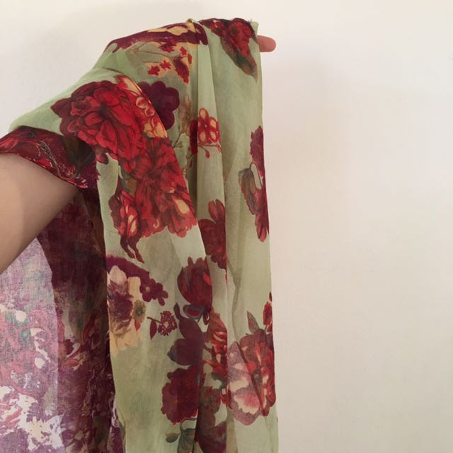 Rectangle Neck Scarf