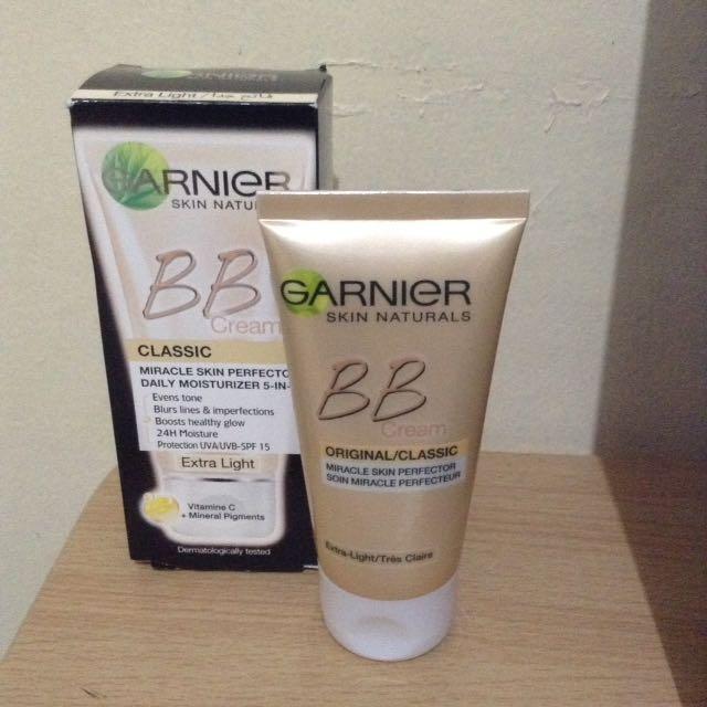 Repriced! Authentic Garnier BB Cream