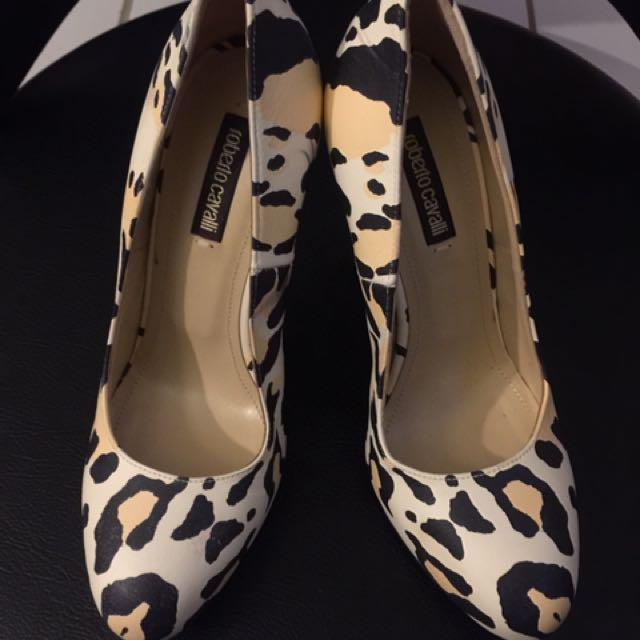 Roberto Cavalli High Heels Original