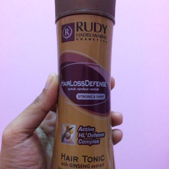 Rudy Hadisuwarno Hair Tonic Gingseng