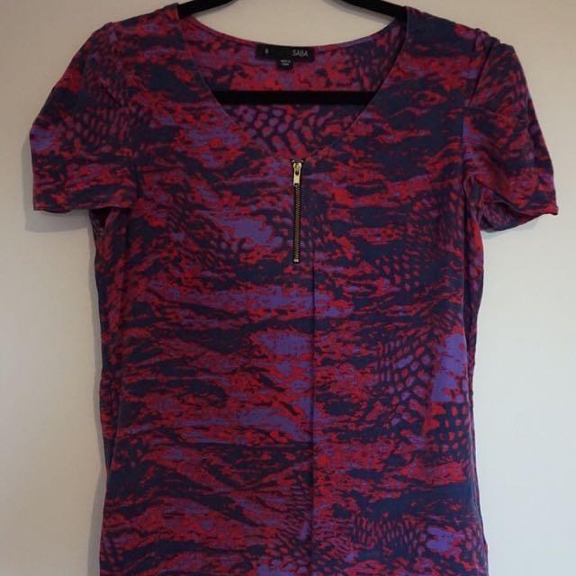 Saba Printed Shirt