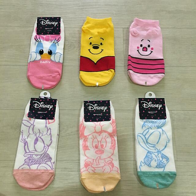 SALE Korean Socks (Kaos Kaki Made In Korea)