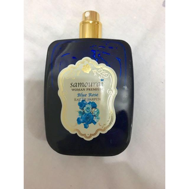 Samurai Blue Rose Perfume