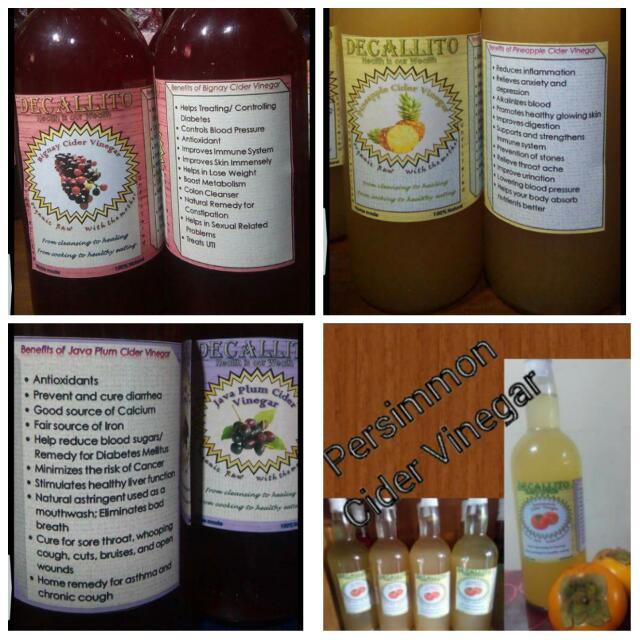 Seasonal Fruit Ciders