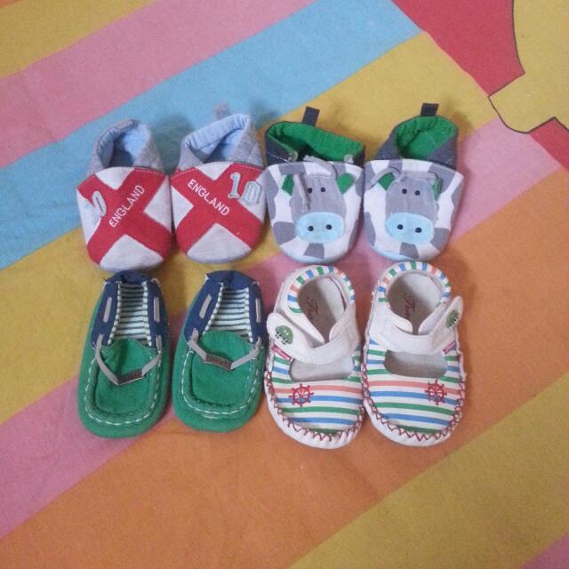 Sepatu Baby Merk Next