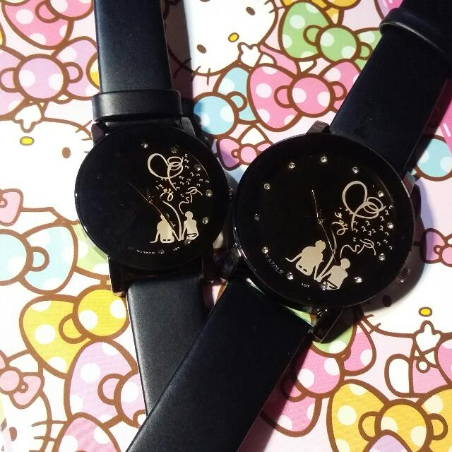 set of 2Couple Watch