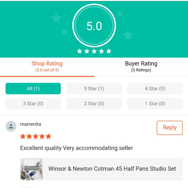 Shopee Feedback
