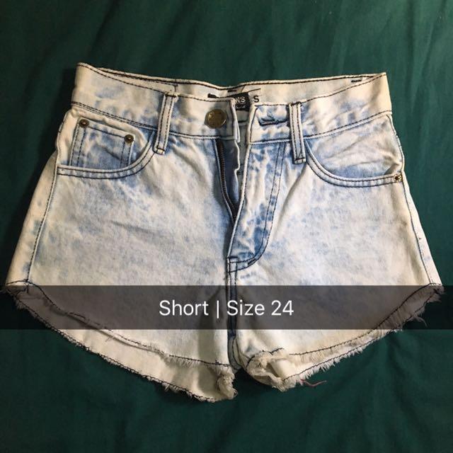 N3T Jeans Short