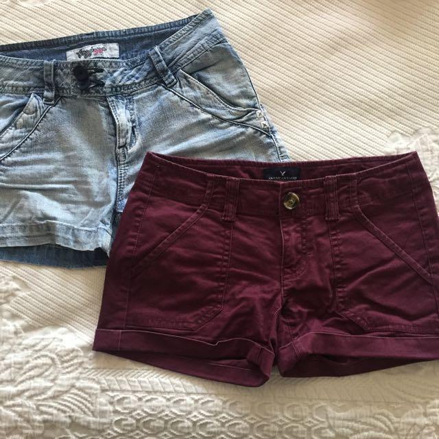 Short(s)