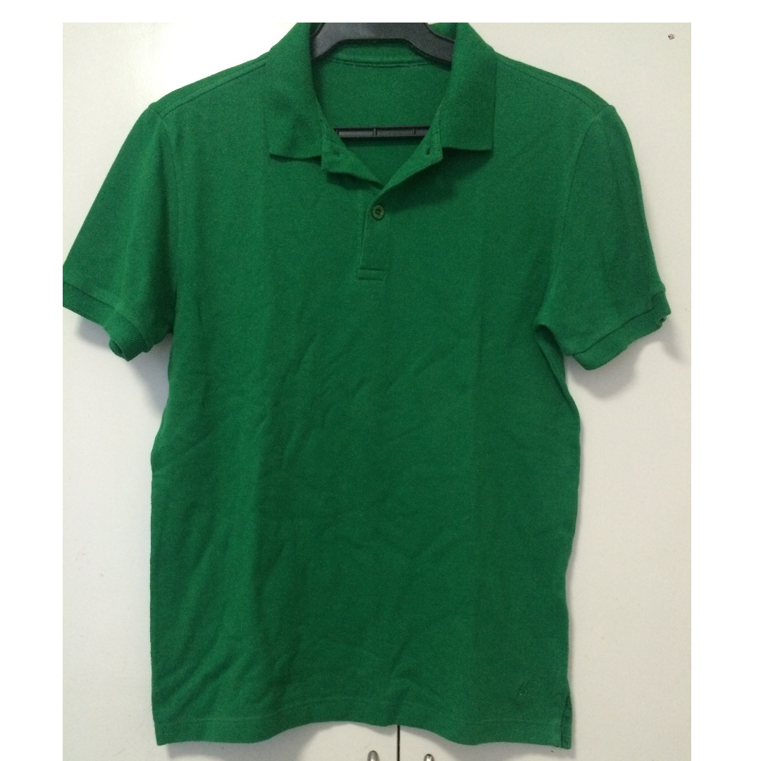 Small Green Polo