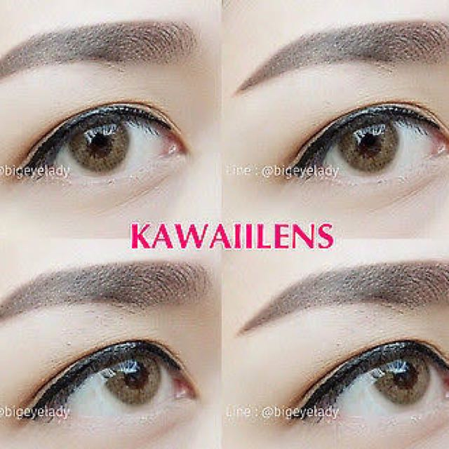 softlens milin brown -1.50