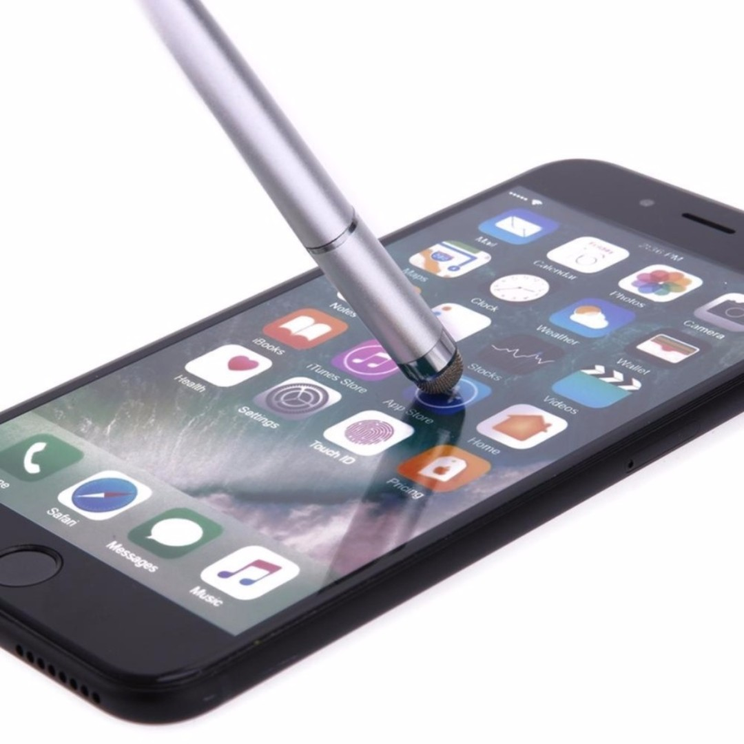 STYLUS PEN FOR iphone / IPAD/ SAMSUNG/ ALL TOUCH SCREEN DEVICES Fine Point Round Thin Tip Capacitive CONNECTS TO ANY BLUETOOTH DEVICE!, Mobiles & Tablets, ...