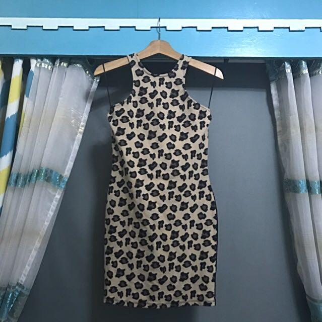 Terranova Body Con Dress