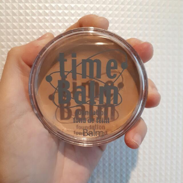 The Balm Compact Foundation