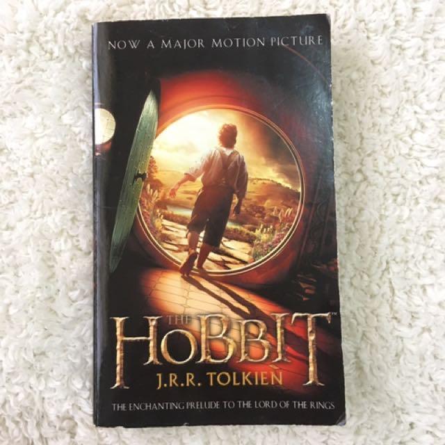 The Hobbit By J.R.R. Tolken