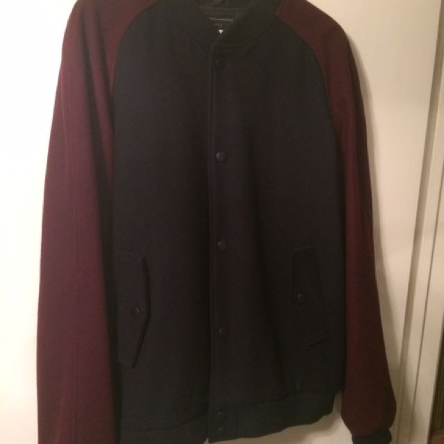 Topman Two Tone Bomber