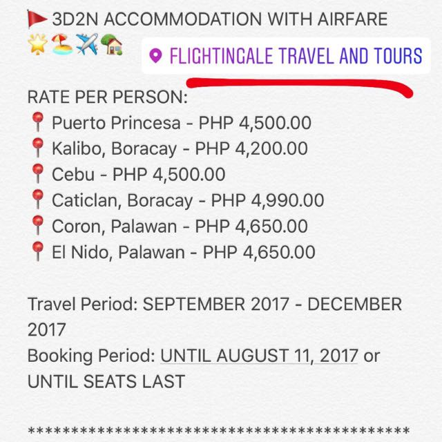 TOUR PACKAGES WITH AIRFARE