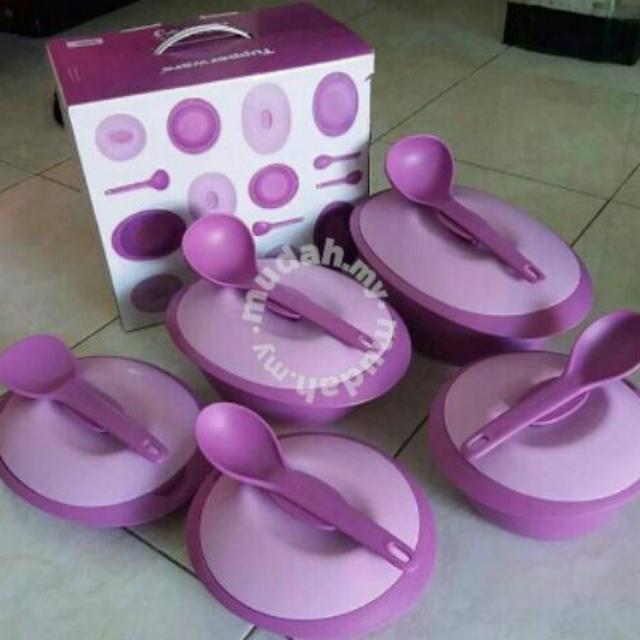 SALE! Tupperware Purple Daisy *NEW